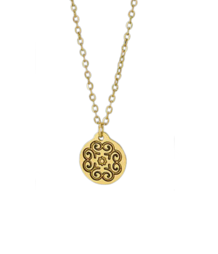 42b3864eb0e5 Collar TISSINI Dorado – TIENDA-7PM